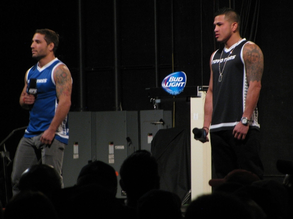 Showtime and Money are not impressed with your Q&A performances.