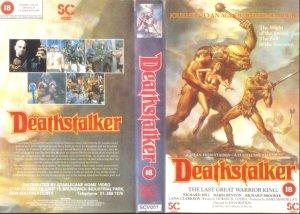 1984 - Deathstalker (VHS)